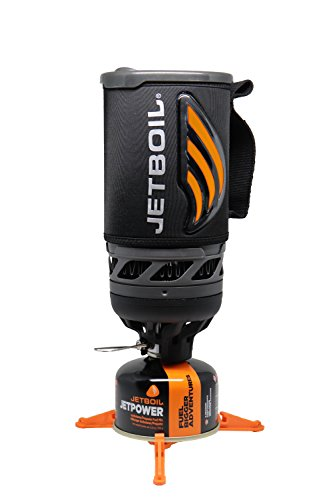 jetboil flash carbon outdoor food