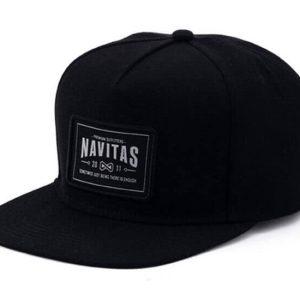 Navitas zwarte pet