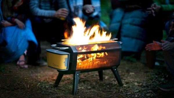 Outdoor Food Biolite Firepit